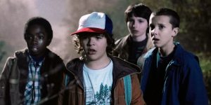 stranger things, series netflix