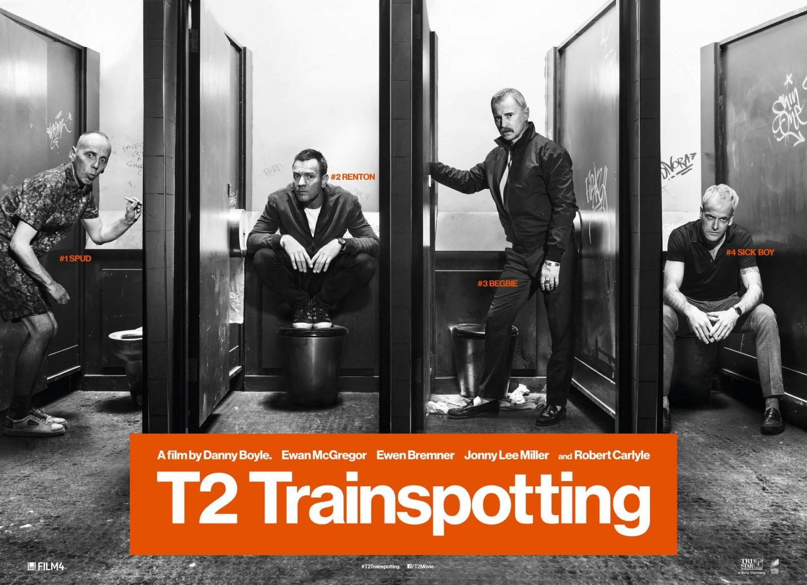 T2 Trainspotting: Choose life y no la veas